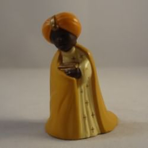 1989 Nativity Yellow King