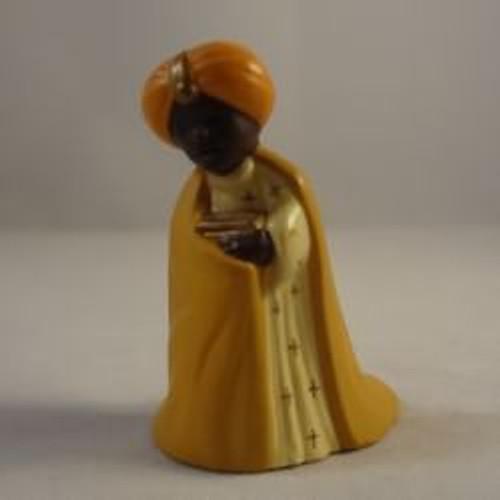 1989 Nativity Yellow King