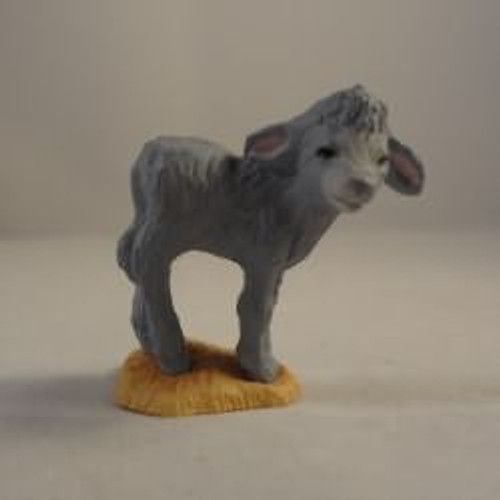1988 Nativity Donkey