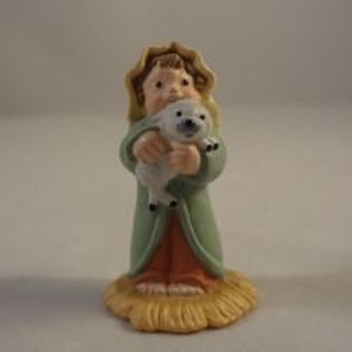 1988 Nativity Shepherd