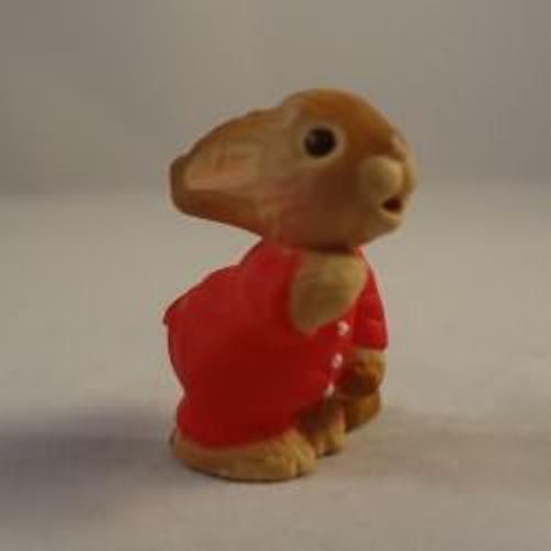 1987 Bunny Baby In P.J.'S