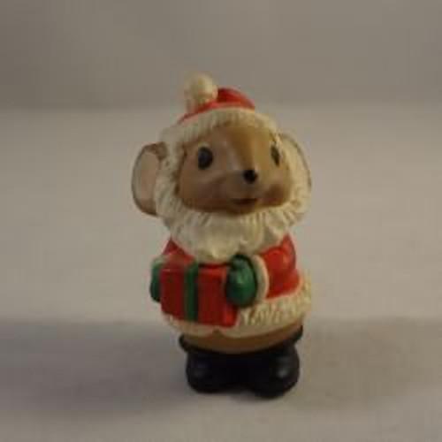 1986 Mini Santa Mouse