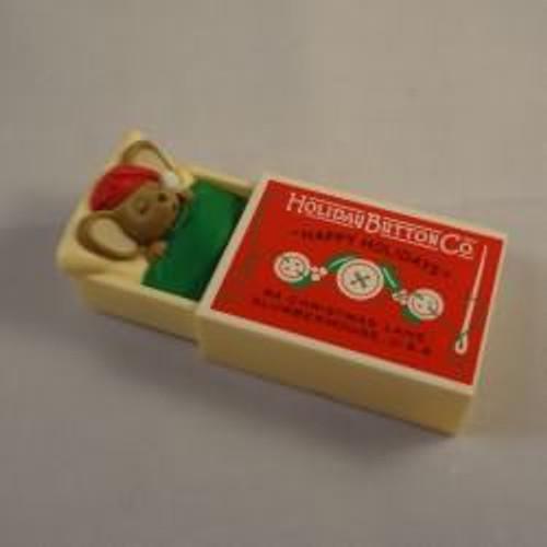 1984 Matchbox Mouse