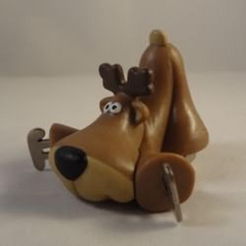 1984 Sprawling Reindeer