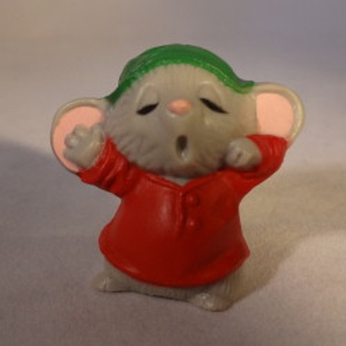 1983 Mini Yawning Mouse