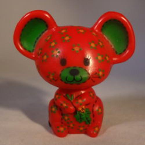 1977 Calico Mouse