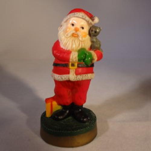 1976 Santa - Like 75 Orn