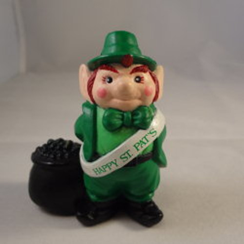 1988 Leprechaun With Pot