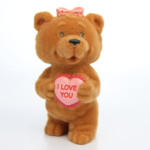 1987 Mrs. Bear - I Love You