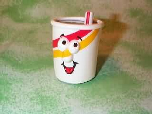 1986 Drink Cup
