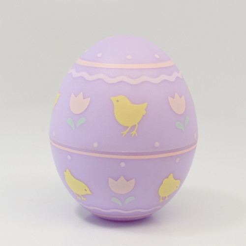 1988 Egg - Chick Purple (EBO2371-4)
