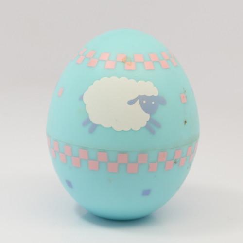 1988 Egg - Blue Lamb (EBO2374-4)