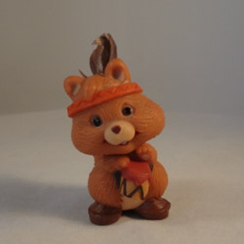 1981 Squirrel Indian
