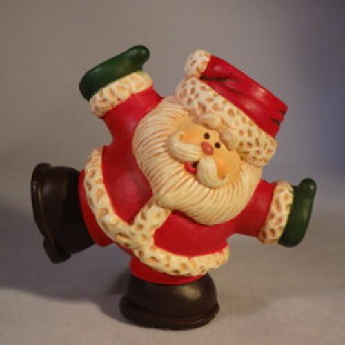 1982 Tumbling Santa