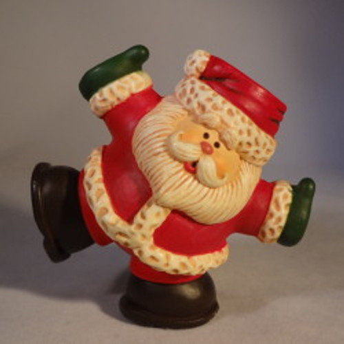 1982 Tumbling Santa