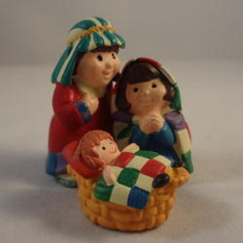 1997 The Nativity - Set Of 2