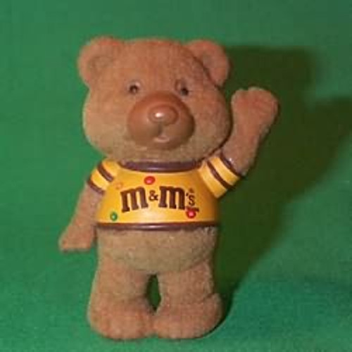 1987 M And M'S Bear - Waving