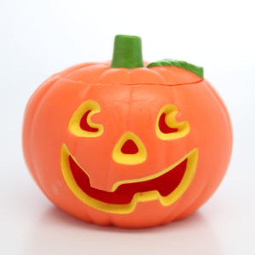 1982 Pumpkin Container