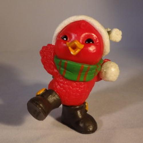1981 Redbird With Snowball