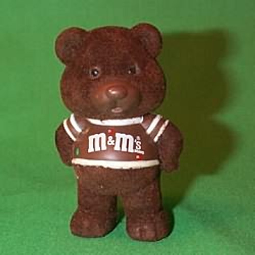 1987 M And M'S Bear - Hands To Side