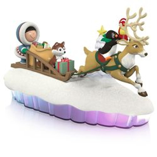 2015 Frosty Friends - Here Come Frosty Friends
