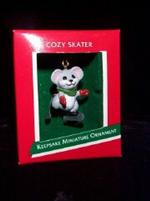 1989 Cozy Skater - Miniature