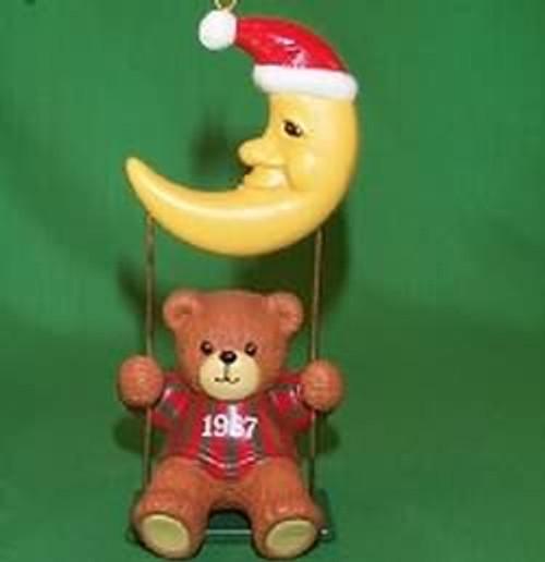 1987 Swingin' Into Christmas - Dated