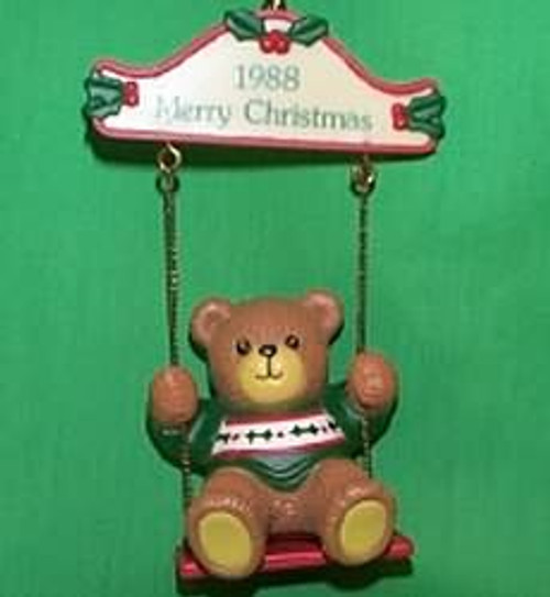 1988 Merry Christmas 88 - Lucy And Me