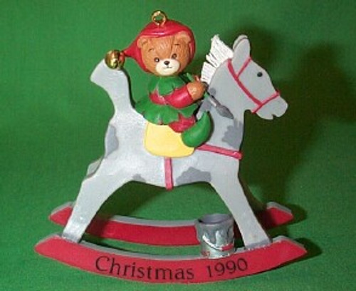 1990 Beary Christmas
