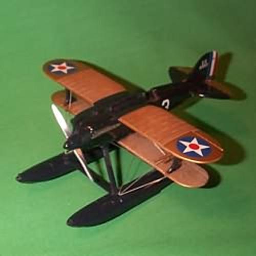Curtiss R3C-2 Seaplane