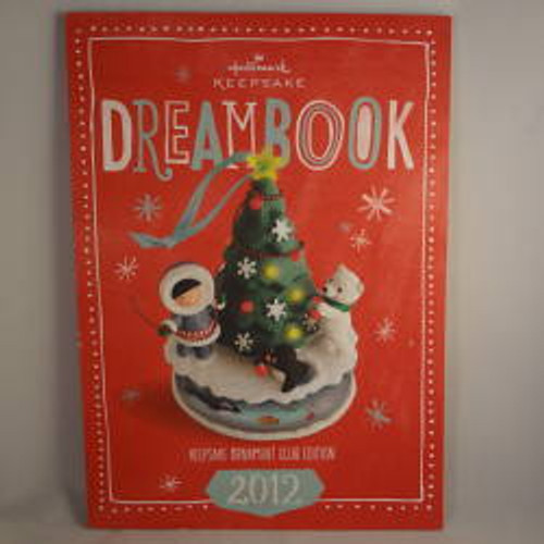 2012 Dream Book - Club
