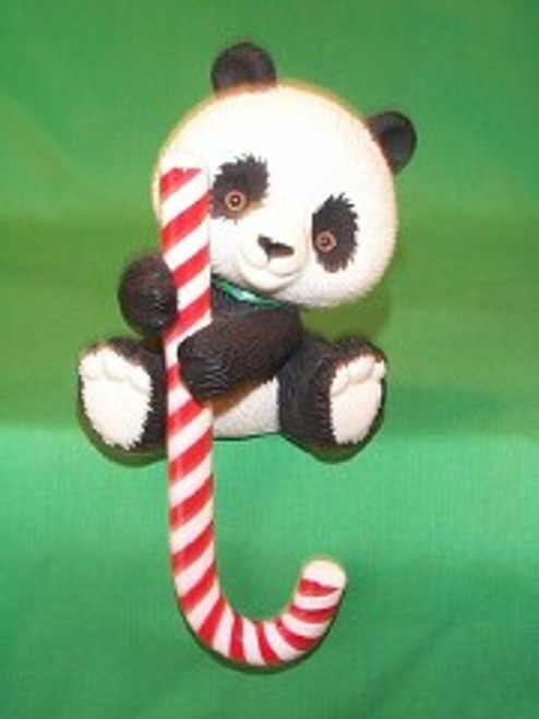 1984 Panda Bear - Stocking Hanger