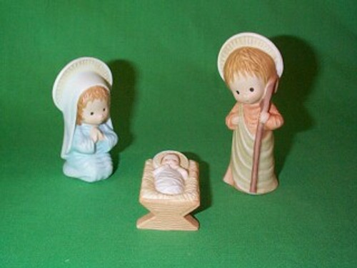 Mary Hamilton Nativity - Mary Joseph Jesus