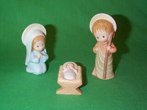 Mary Hamilton Nativity - Mary Joseph Jesus