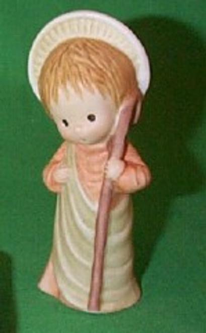 Mary Hamilton Nativity - Joseph