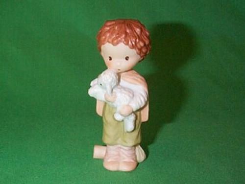 Mary Hamilton Nativity - Gentle Shepherd