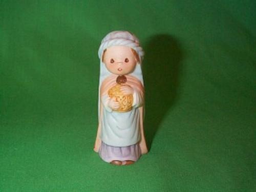 Mary Hamilton Nativity - Adoring King