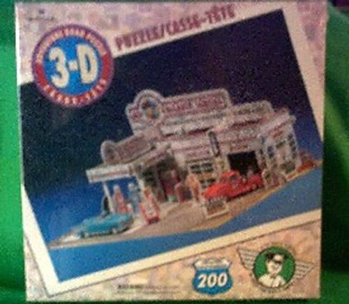Adventure Road Series 3-D - 200 Pieces