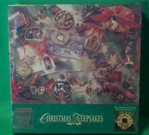 Christmas Keepsakes - 500 Pieces