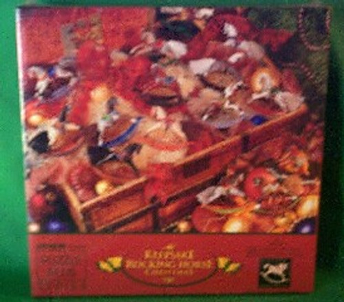Rocking Horses - 500 Pieces - Puzzle