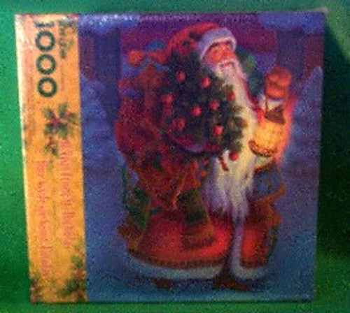 Visit From St. Nick - 1000 Pieces - Puzzle