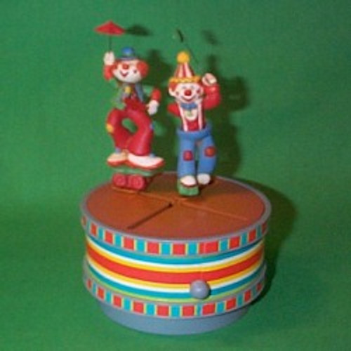 1983 Skating Clowns