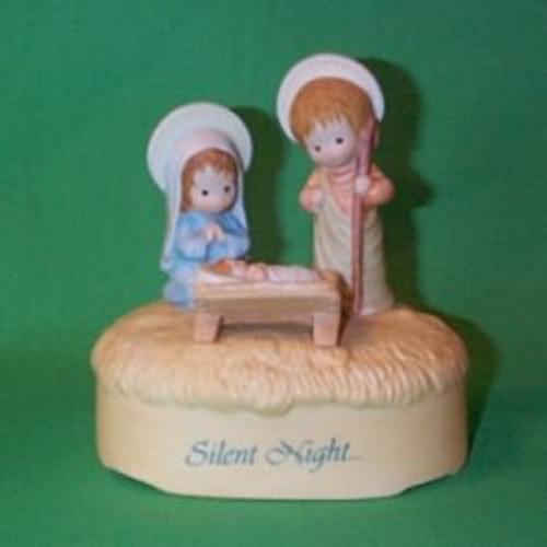 1982 Mary Hamilton Nativity