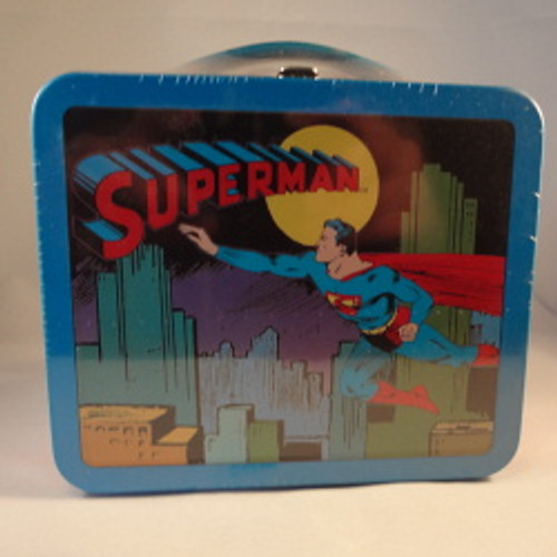 1998 Lunch Box - Superman - 34 Size