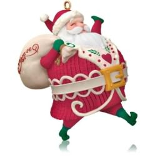 2014 Santas On His Way