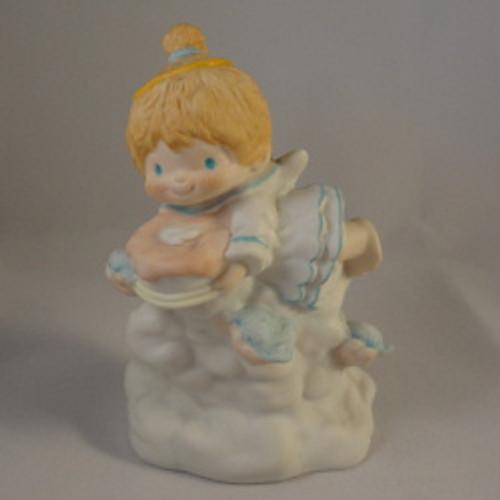 1989 Katybeth With Cake