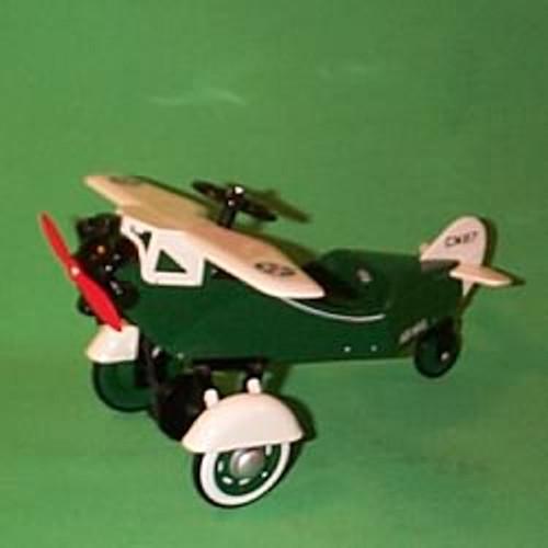 35 Steelcraft Airplane Writing On Box