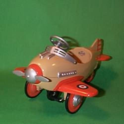 41 Spitfire Airplane