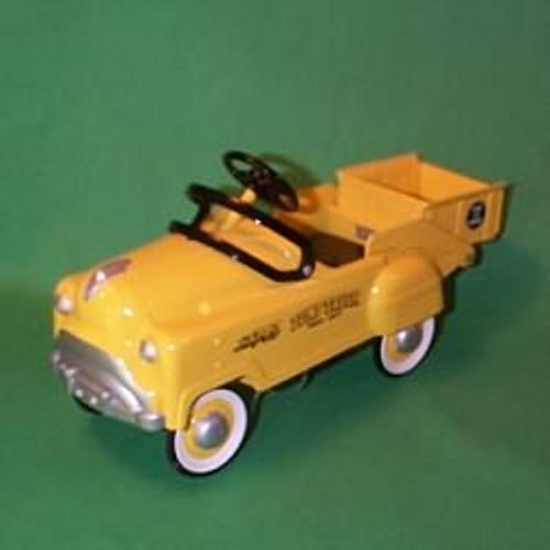 53 Dump Truck - Yellow