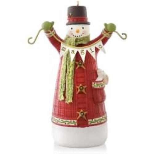 2014 Magical Snowman